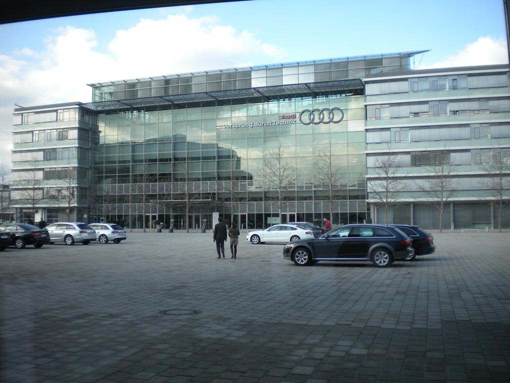 Auto Infoblog De Visita A Audi En Alemania I Auto