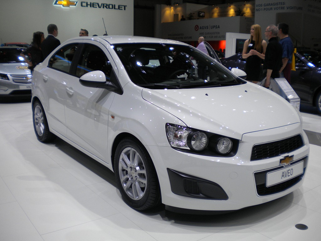 Ginebra 2012 Chevrolet Opel Isuzu Auto Infoblog