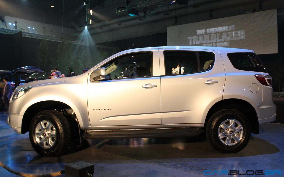 Chevrolet Blazer o Trailblazer: se produce en Tailandia, llega a
