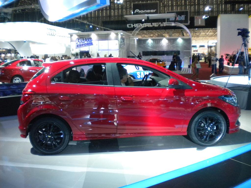 Chevrolet Trailblazer Interior en el Interior Del Chevrolet