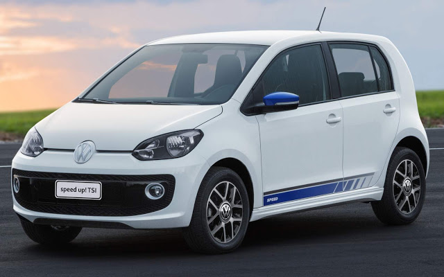 Volkswagen Up!  ETI Turbo 2016 - Speed-Up!