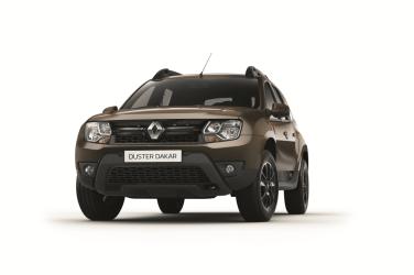 "Renault Duster presenta en Argentina su serie limitada ""Dakar"". 12e12b7a8c4"