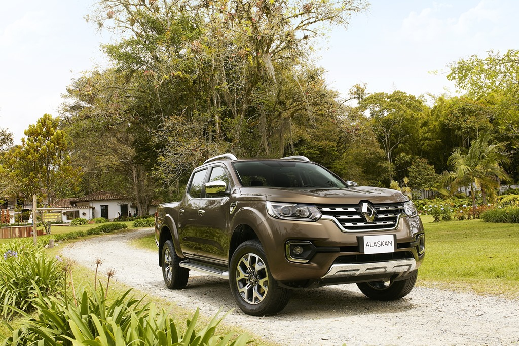 Renault Alaskan, primera pick-up global de 1 Ton. presentada en ...