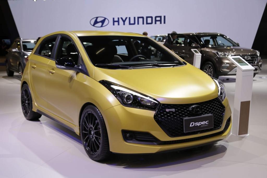 Hyundai HB20 D Spec
