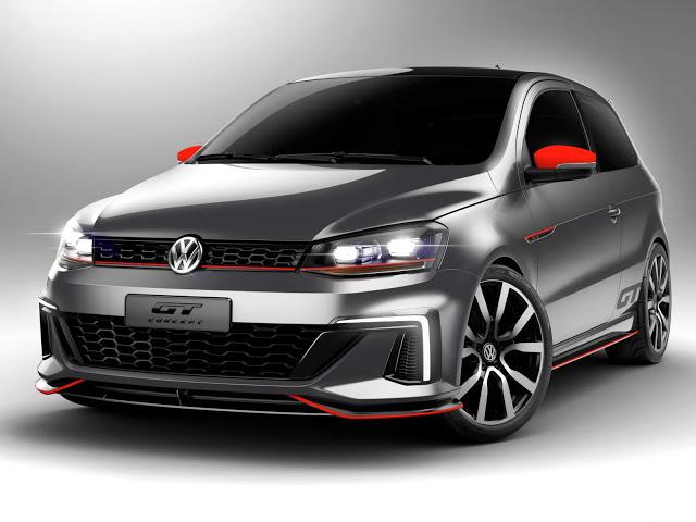 VW Gol GT 2017 Concept
